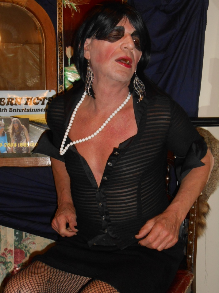 Mistress Jenna Horn